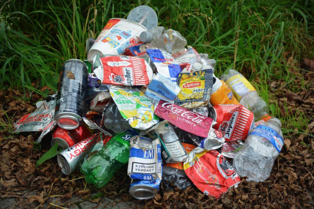 trash industry image