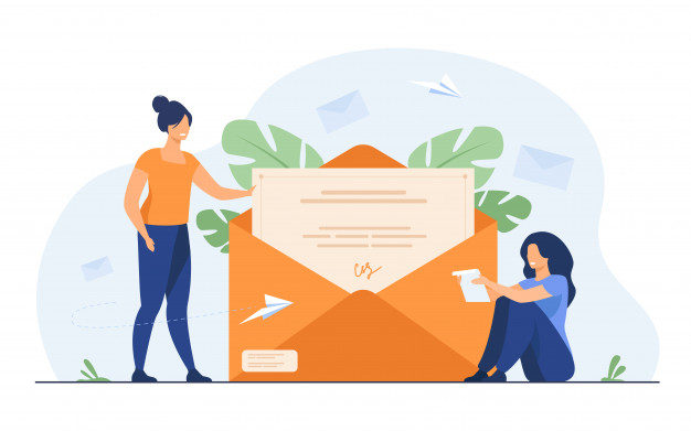 invoice mail
